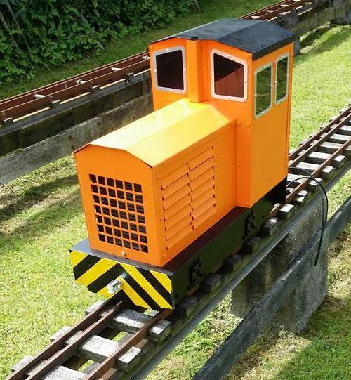 5 inch RTR locos